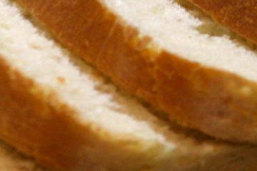 pan blanco y gluten