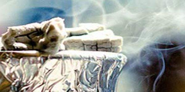 fumar en cachimba